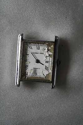 J Farren-Price Swiss Watch for Parts
