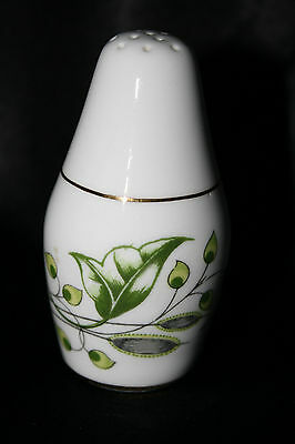 Vintage Coalport Porcelain Bone China Pepper Shaker Made in England EST 1750