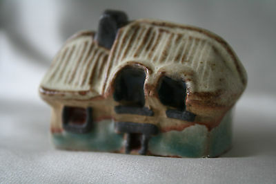 Vintage 1970s Pottery House Hand Made in United Kingdom Tremar British Stoneware