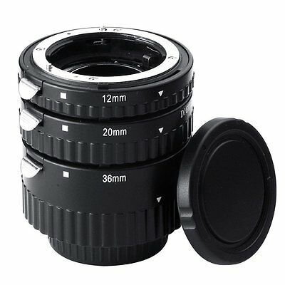 Mcoplus N-AF-B Mount Auto Focus Macro Extension Tube for Nikon D7100 D7000 D5300