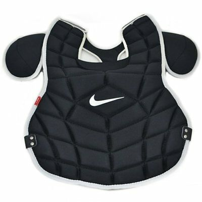 "NIKE DE3539 Chest Protector With Padding 17"" Inch , Black"