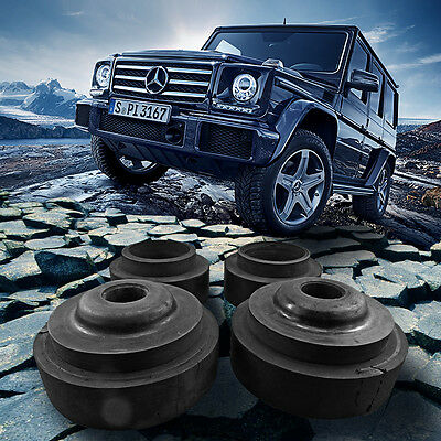 Mercedes Benz G Class 50Mm Coil Spring Shock Spacers W460 W461 W463
