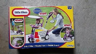 Little Tikes, 3 in 1 Tricycle