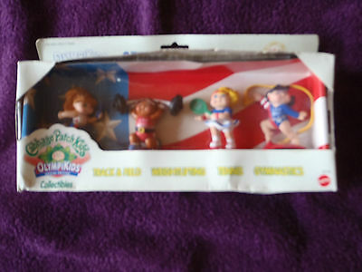 1996 U S Olympic Team Official Mascot Cabbage Patch Kids