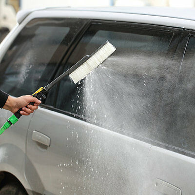 New Car Cleaning Telescoping Brush Truck Wash Cleaner Tool Duster Wiper DWL