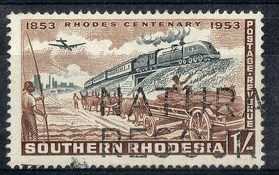 Southern Rhodesia.  1953.  Birth Centenary of Cecil Rhodes.   SG75.  Used.