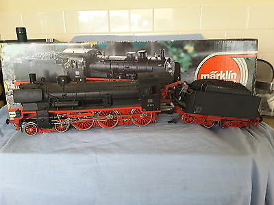 marklin gauge 1 loco  BR 38   5798  boxed has Factory Sound