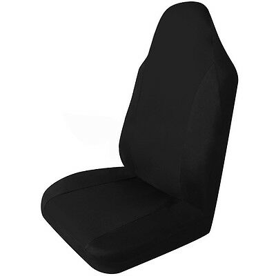 New Universal Car Front Rear Seat Covers Cushion Pad for Crossovers SUV Sedan LQ