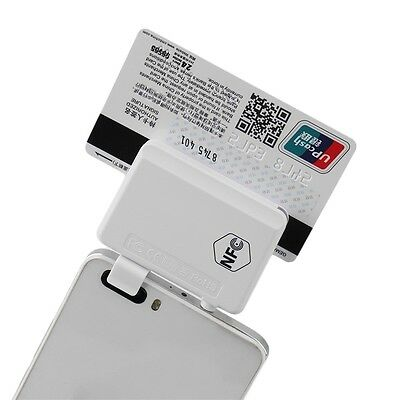 New NFC Contactless Tag Reader Writer Magnetic Card Reader For Smart Phones JL