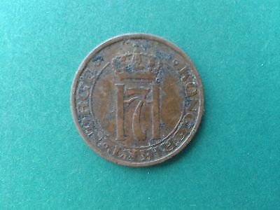 9 Norway Coins from 1940 - 1973