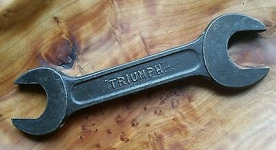 Classic Triumph Tiger Cub T100 T110 T120 Speed Twin  Motorcycle Toolkit Spanner