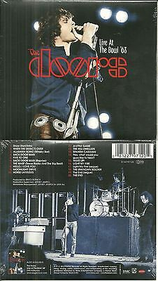 Rare / Cd - The Doors : Concert Live At The Bowl 1968 Neuf Emballe New & Sealed