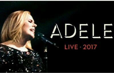 Adele tickets -Sydney 10 th of March Show