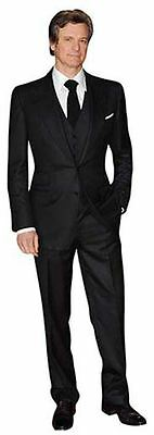 Colin Firth Cardboard Cutout (life size OR mini size). Standee. Stand Up.