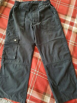 cub scout trousers 7/8