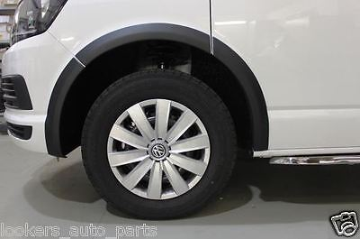 Genuine Volkswagen T6 Transporter Wheel Arch Protection Kit for SWB vehicles