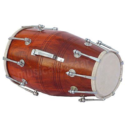 Dorpmarket Dholaki Hand Percussion Drum Indian Musical