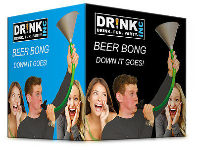 DrinkInc - Beer Bong Funnel Drinking Party Game