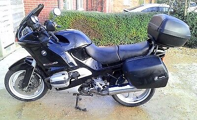BMW R1100RS Motorcycle 2002 (Not working)