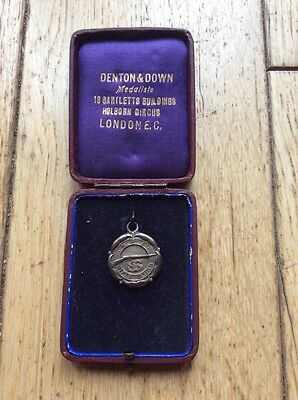 National Rifle Association Nra  Medal With Case