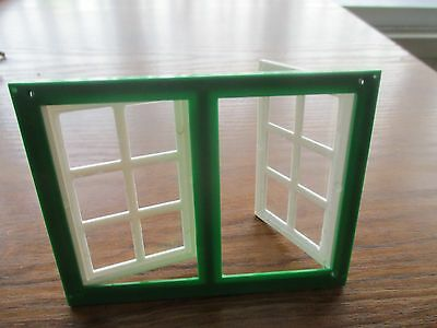 Triang double opening dolls house window