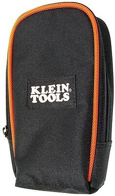 Multimeter Carrying Case Tool Storage Heavy-Duty Fabric Black Zipper 3-1/2 Inch