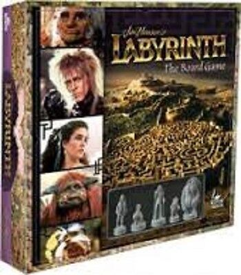 Labyrinth The Board Game Jim Henson's Brand New & Sealed Very Rare!!