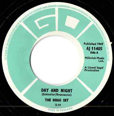 """THE DRAG SET - """"Day And Night"""" - PSYCHBEAT MASTERPIECE - HEAR IT"""