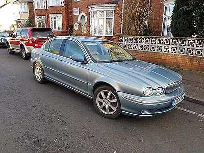 2004 Jaguar X-TYPE 2.0D SE