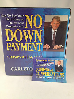 No Down Payment - Step By Step Manual By Carleton H. Sheets