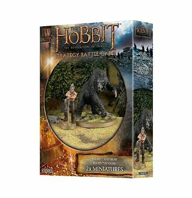 Beorn And Bear -The Hobbit Lord Of The Rings Lotr- Games Workshop