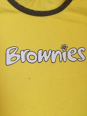 Brownies Short Sleeve T-shirt Size 28""