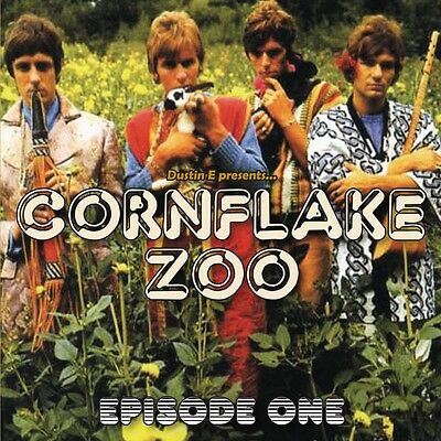 VARIOUS - Dustin E Presents... Cornflake Zoo, Episode One. New LP + Sealed