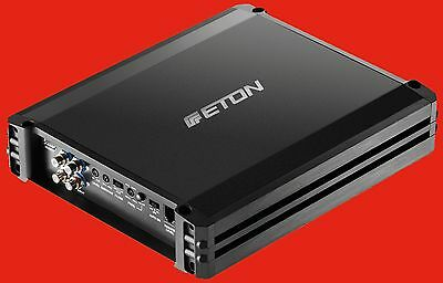 Eton ECS300.2 2 Channel Final stage / 2x 220Watt / 1x 425 Watt RMS Amplifier