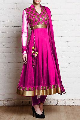 Bollywood Anarkali Salwar Kameez Indian Pakistani Designer Ethnic Dress 2003