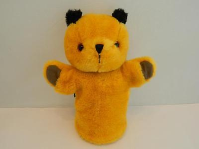 """The Sooty Show - Sooty Hand Puppet - Cadells Limited 2008 9.5"""""""