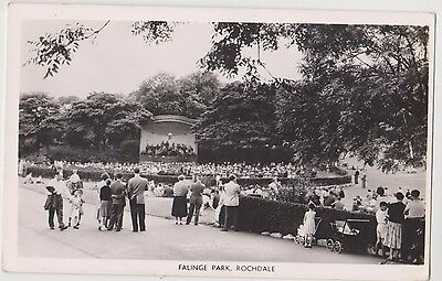 Rp Falinge Pack Rochdale  Real Photo C 1958