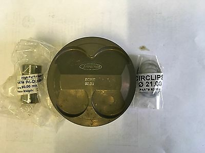 Ford Duratec Forged Pistons P4-DU900-P1 Supertech Pistons With Pins & Circlips.
