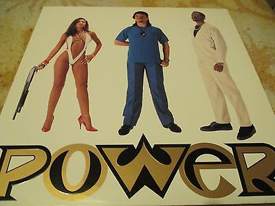Ice-T (Power) Used (Good) 1988 (Sire) 1-25765 (Embossed Cover)