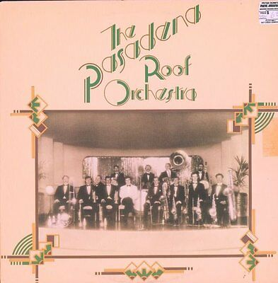 Pasadena Roof Orchestra, The-The Pasadena Roof Orchestra LP-Island Records, ILPS