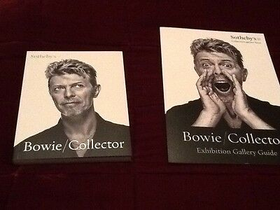 Bowie Collector Catalogue And Gallery Guide