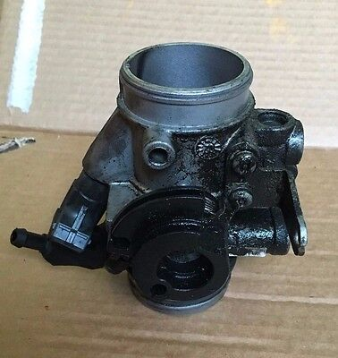 Bmw F650 Gs Fuel Injection Throttle Bodies / Injector / 2000 - 2007