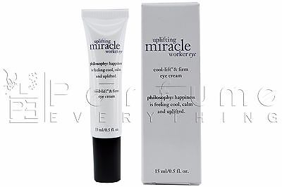 PHILOSOPHY Uplifting Miracle Worker Eye Cream 15 ml / 0.5 fl.oz new in box