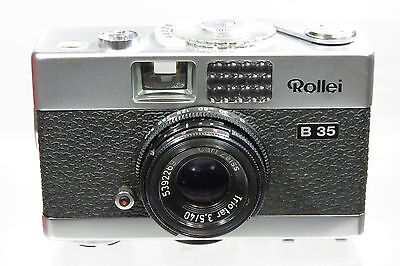 ROLLEI B35 Carl Zeiss Triotar 3,5/40mm