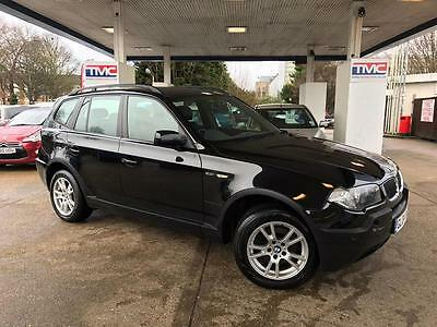 BMW X3 2.5 i SE 5dr SUV in OTHER