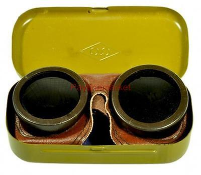 Soviet USSR Russian Army Special Forсes Mountain Sniper Goggles Glasses WW2