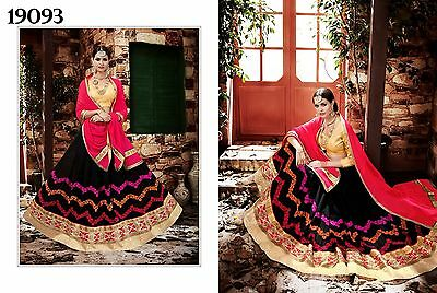 Indian Designer Women Wedding Lehenga Choli Party Wear Bollywood Ethnic Lhenga