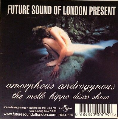 Future Sound Of London  - Amorphous Androgynous