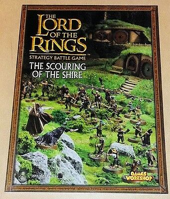 Lord of the Rings THE SCOURING OF THE SHIRE oop