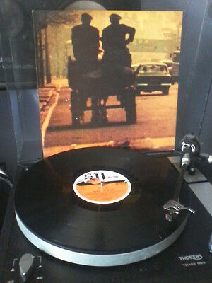Ronnie Lane & Slim Chance - Anymore For Anymore - LP, UK, 1974, VG+/VG+ - Faces
